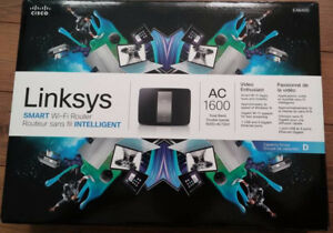 LINKSYS EA6400 AC1600 WIFI ROUTER