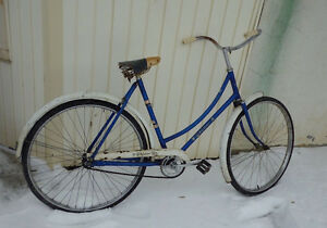 Rare 1960's 'Eatons' Bicycle....Timmins Delivery