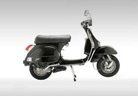 LML Star 125cc 125 2T Scooter