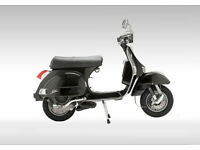 LML Star 125cc 125 2T Scooter
