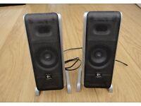 Logitech PC multimedia speakers