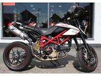 2010 Ducati Hypermotard 1100 with EXTRAS at Teasdale Motorcycles, Yorkshire