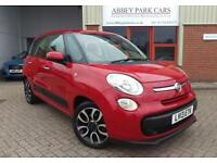 2013 (13) Fiat 500L 1.4 ( 95bhp ) Easy - Red