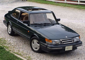 Looking for Saab 900 parts car