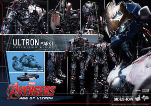Hot Toys Ultron Mark I - Avengers 2 - 1:6 Action Figure in store