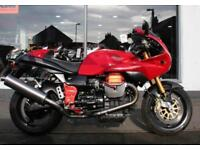 2003 Moto Guzzi V11 Le Mans Rosso Corsa at Teasdale Motorcycles, Yorkshire