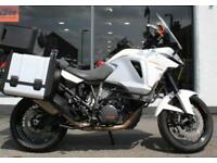 2015 KTM 1290 SUPER ADVENTURE with EXTRAS at Teasdale Motorcycles, Yorkshire