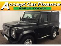 Land Rover 90 Defender FROM £129 PER WEEK!
