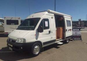 2005 A'van Applause Campervan Gilles Plains Port Adelaide Area Preview