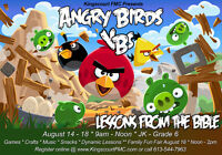 ANGRY BIRDS VBS