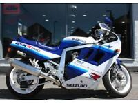 1991 Suzuki GSXR 1100 in Genuine Condition at Teasdale Motorcycles, Yorkshire