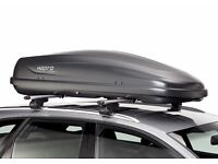 Nissan roof box