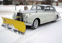 Snow Plowing Required