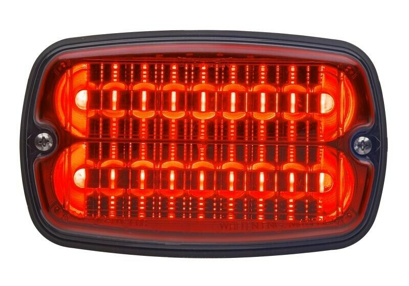 Whelen M6R Red LED Flasher
