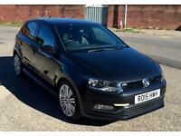 Volkswagen Polo 1.4 TSI ( 150ps ) ( ACT ) ( BMT ) ( s/s ) DSG 2015MY BlueGT