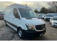 2015 Mercedes-Benz Sprinter campervan mobile home high roof medium wheel base P
