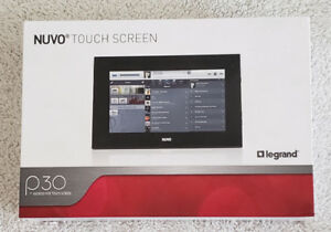 Legrand Nuvo P30 7 inch Android PoE Touch Screen Tablet