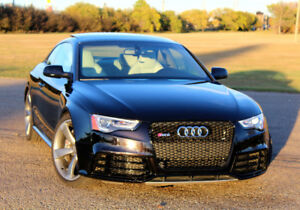 2013 Audi RS5 Coupe / V8 4.2L / S-tronic dual clutch