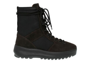 Yeezy Supply Season 3 Men's Military Boot Onyx