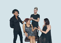 Fast track 4 Month Hairstyling  & 1400 hairstyling @ Toc Akademy
