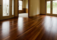 Hardwood Flooring Installers - Father & Son Team