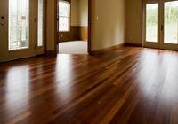 Hardwood Flooring Installers - Father & Son Team