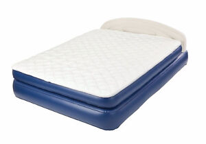 Queen Size Aerobed with Headboard