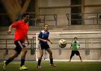 Jouez au soccer pas cher! - Soccer not expensive!
