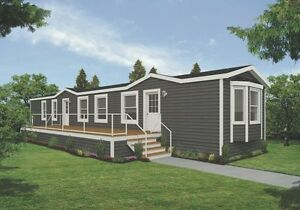 Brand New 14 x 66 S.R.I Modular homes - immediate delivery.
