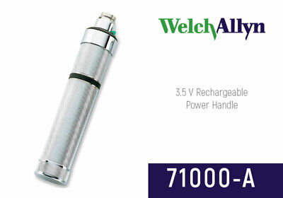Welch Allyn 71000-a Direct Plug-in Rechargeable Handle 3.5v New