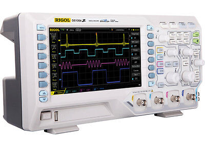 RIGOL DS1054Z Digital and Mixed Signal Oscilloscope, 50MHz