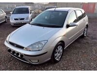 FORD FOCUS LX DIESEL ONE OWNER LONG MOT SERVICE HISTORY