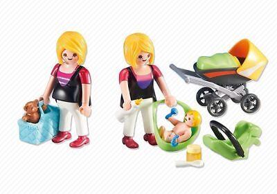 Playmobil 6447 Schwangere und Mama mit Baby NEU & OVP (Folienverpackung)