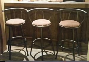 3 reap-holsteredscotch gaurded stools