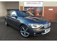 2012 (12) BMW 120 D Urban - Grey