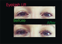 $55 for Lash Lift, The ultimate curves ahead (spacial)
