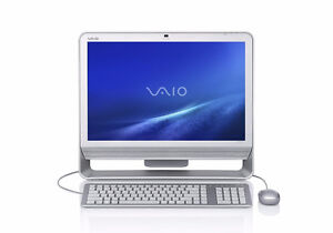Sony VAIO JS Series All-In-One E5200 2.5 GHz - 4 GB - 500 GB