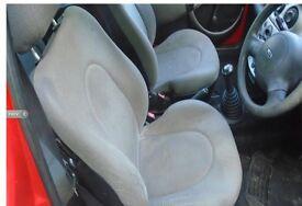 2003 FORD KA Ka 1299cc Petrol Manual 5 Speed 3 Door Hatchback