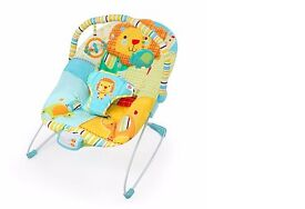 Bright Starts Jubilant Jungle Baby Bouncer - Collection only Feltham Train station TW13 4GJ