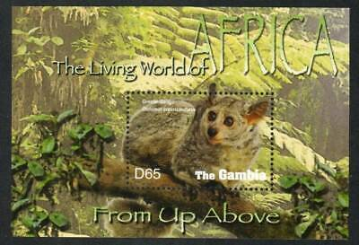 Gambia Stamp 2945  - Greater Galago