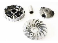 HONDA SH125 2013 - 2016 VARIATOR CLUTCH FACE GEAR DRIVE KIT WITH ROLLERS & SHAFT