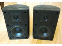 ARISTON MICRO MONITORS still in box small monitor speakers 5 STARS