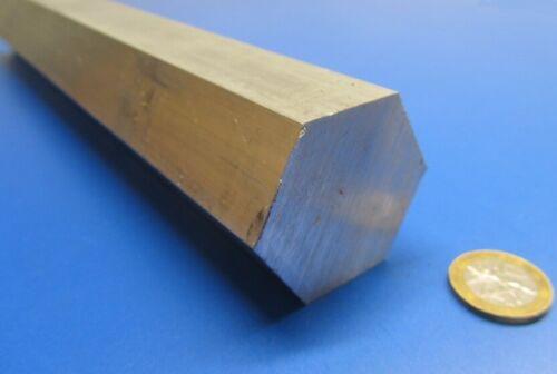 "6061 Aluminum Hex Rod 1.75"" Hex x 6 Ft Length"