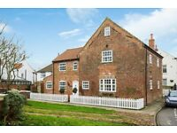 Gorgeous 4 bedroom Old Mill + river deck for rental Cawood (close to York/Selby) £1,390 PCM