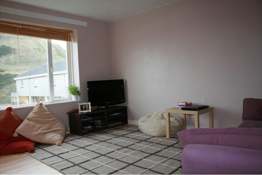 Single room in a maisonette flat near Pleasance