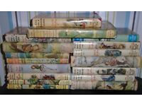 Job Lot of Vintage Children's Books. Enid Blyton Famous Five and other titles, authors.