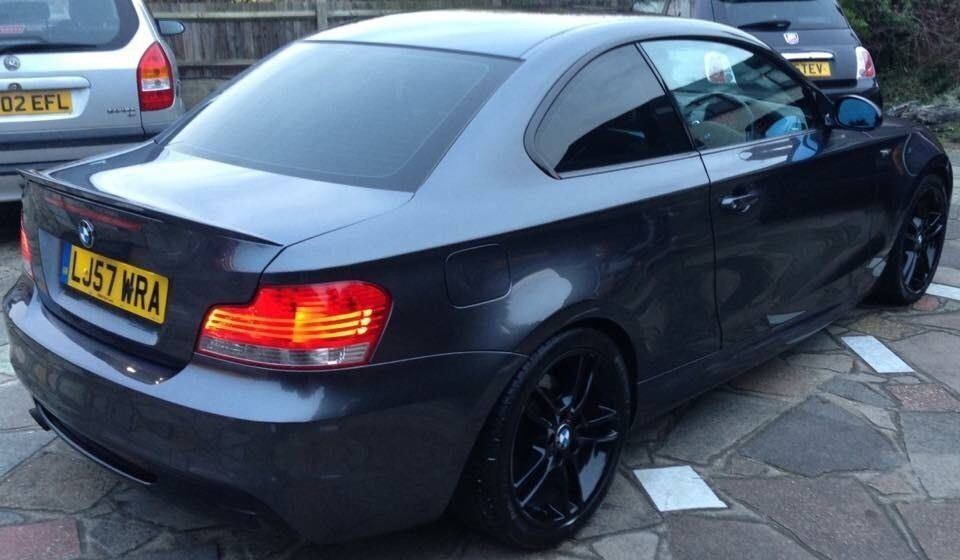 bmw 120d m sport coupe in romford london gumtree. Black Bedroom Furniture Sets. Home Design Ideas
