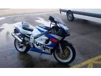 Suzuki Gsxr Srad 600cc