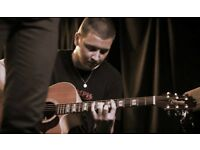 Electric and acoustic Guitar tuition in Sutton/Croydon - South London and surrounding area