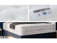 brand new still in original bag silentnight tranquil eco 2000 pocket king size mattress rrp £799